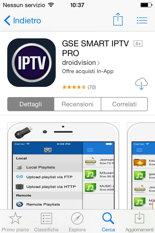 IPAD IPTV gratis