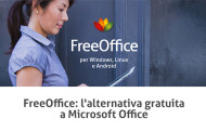 Alternative OFFICE: FreeOffice 2016