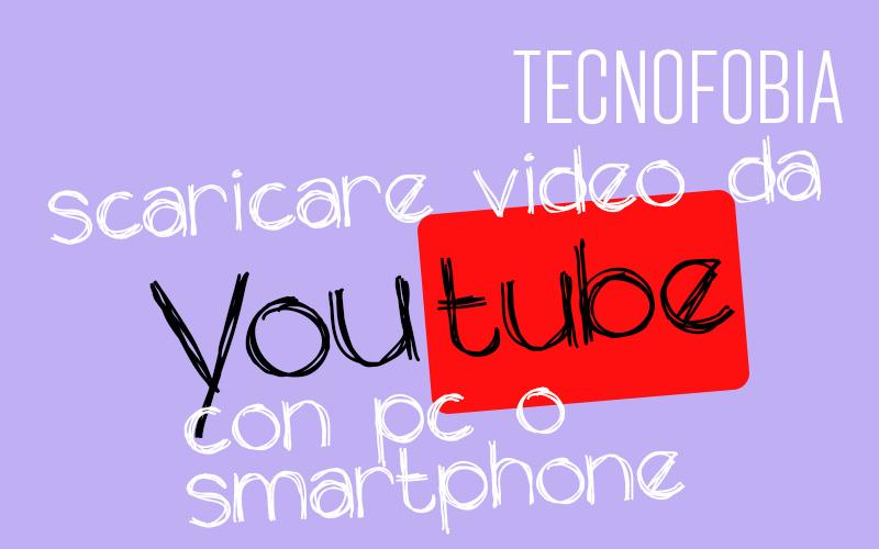 SCARICARE VIDEO DA YOUTUBE : ClipConverter
