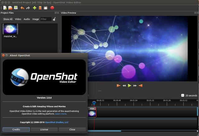 CREARE VIDEO GRATIS : OPENSHOT