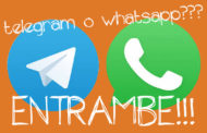 Whatsapp Telegram differenze e similitudini
