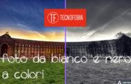 Foto da bianco e nero a colori online : Algorithmia