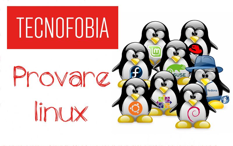 Provare linux : quello che è utile sapere